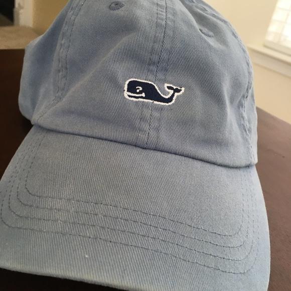 6b3ee765035 VINEYARD VINES Whale Baseball Hat - Rare Color. M 5b26a196c2e9fe36490d3dcf